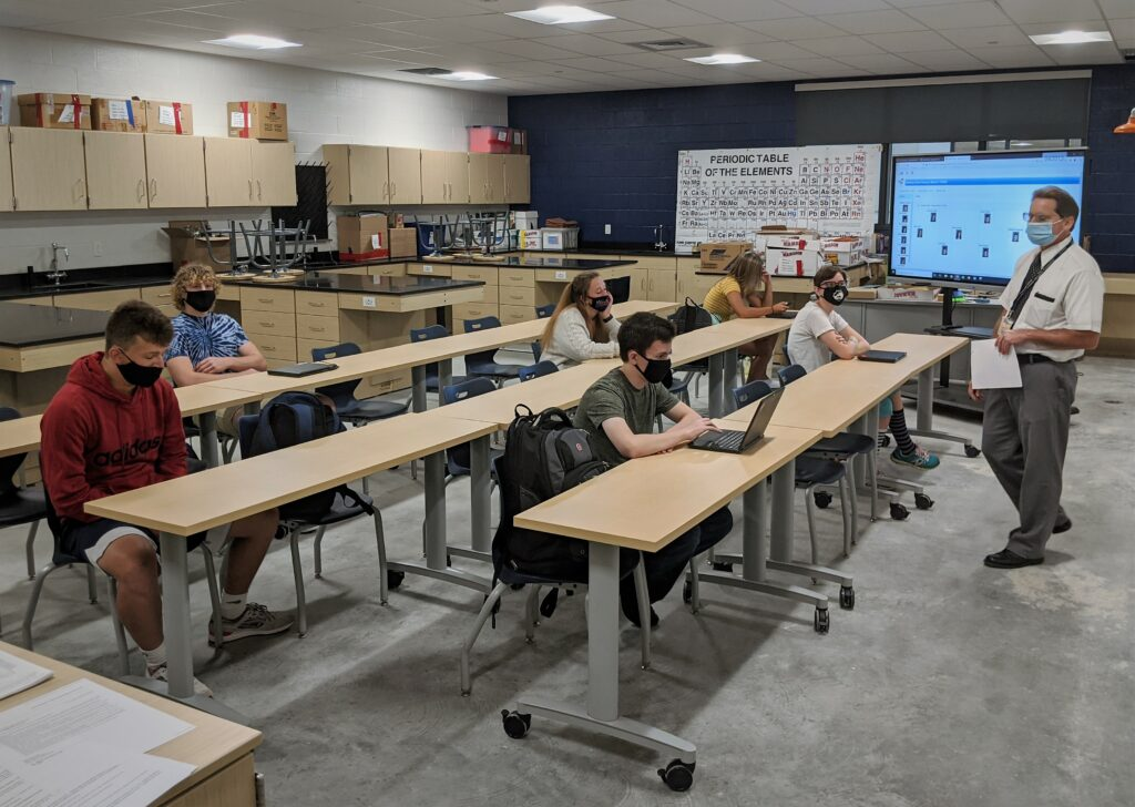 Penn Manor High School STEM wing